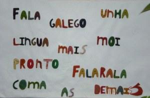 Cartel correlingua 1