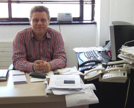 Henrique Sanfiz, director de RADIOFUSIÓN