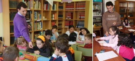 Obradoiros de oralidade e de escrita nas escolas de Fene e Monforte