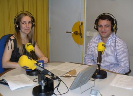 Paz Castro e Alberto Barreiro