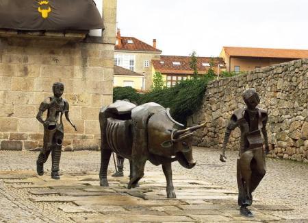 Escultura O Boi